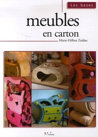 livres sur les meubles en carton pour savoir comment faire un meuble en carton atelier carton. Black Bedroom Furniture Sets. Home Design Ideas