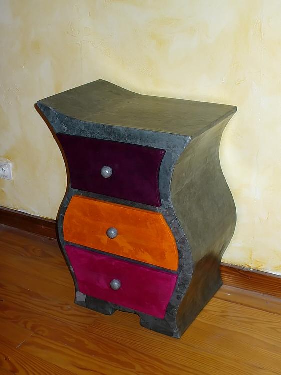 achat de meuble de rangement sur mesure meuble de rangement original atelier carton. Black Bedroom Furniture Sets. Home Design Ideas